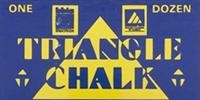 Triangle Chalk tiene la textura que se transforma de manera suave y uniforme en puntas de cuero que ayudan a prevenir errores.